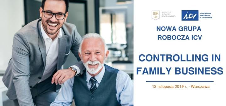 Spotkanie Grupy Roboczej ICV Controlling in Family Business
